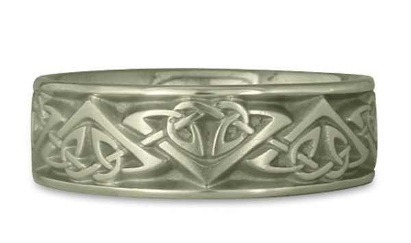 Celtic wedding rings 16 key points you must know before purchasing white gold celtic wedding rings malvernweather Gallery