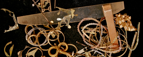 Recycled Gold in Jewelry