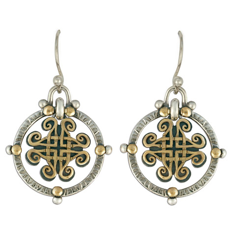 Taliesin Earrings in