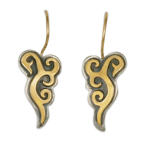 Wind Horse Earrings in