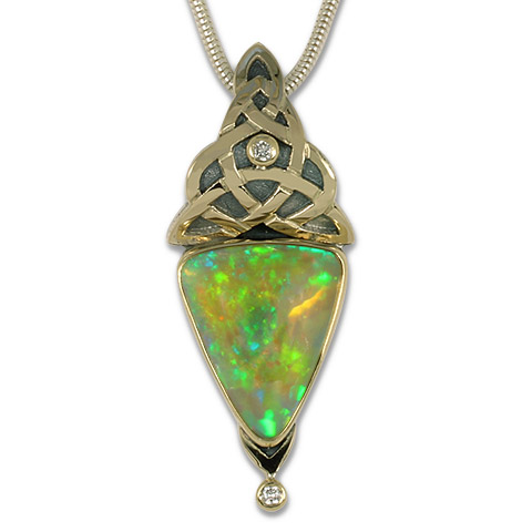 One-of-a-Kind Kalisi Pendant in