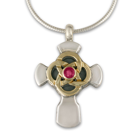 Sita Cross with Gem in Ruby