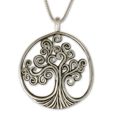 Tree of Life Pendant in