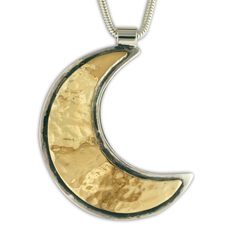 Wistra Moon Pendant in