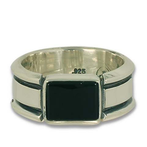 Belt Ring Rectangle in