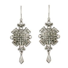 Shonifico Earrings in Sterling Silver