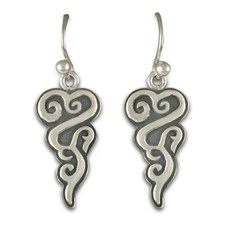 Tara Earrings in Sterling Silver