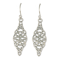 Kalisi Earrings in Sterling Silver