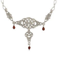 Kalisi Necklace in Sterling Silver