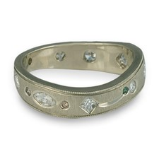 Firmamento Ring in Diamond