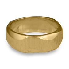 Rio Ancho Ring in 14K Yellow Gold
