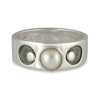 Owlette Ring in Sterling Silver