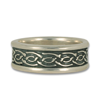 Laura Ring in Sterling Silver