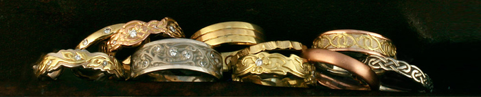 Women's Fairtrade Gold Wedding Rings