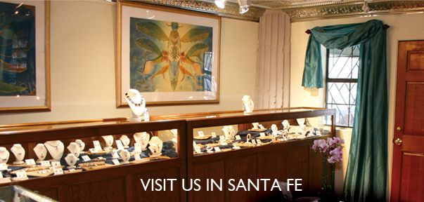 Visit Us at SantaFe Reflective Jewelry Store