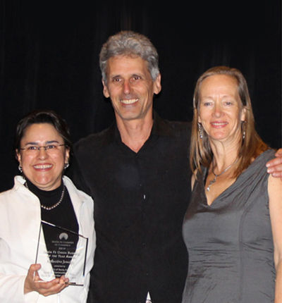 Reflective Jewelry Winner of Santa Fe's